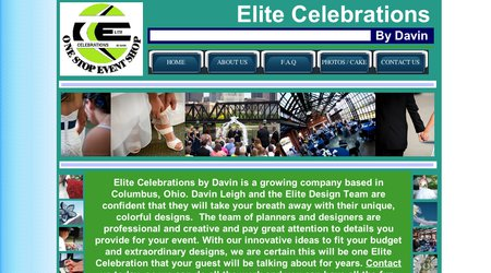 Elite Celebrations By Davin