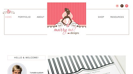 Marry Me! Designs
