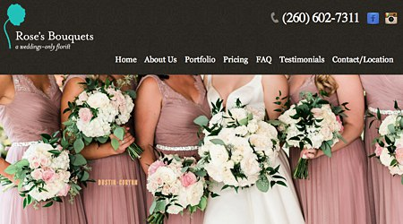 Rose's Bouquets: A Weddings-Only Florist