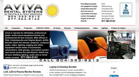 Aviva Rental Systems, LLC