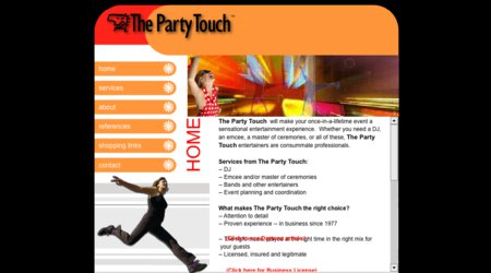 The Party Touch