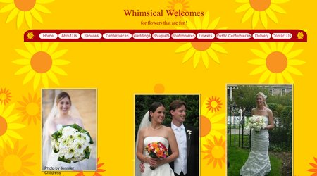 Whimsical Welcomes Floral Design