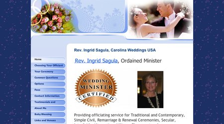 Carolina Weddings USA