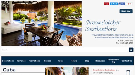 DreamCatcher Destinations, LLC