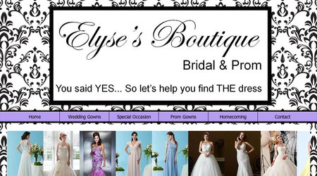 Elyse's Boutique Bridal & Prom