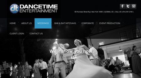 Dance Time Entertainment, Inc.