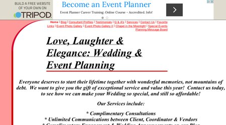 Love, Laughter & Elegance: Wedding Planning
