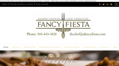 A Fancy Fiesta Catering & Event Planning