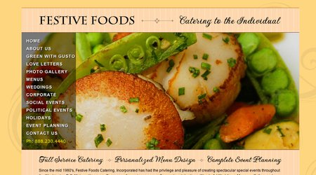 Festive Foods Catering