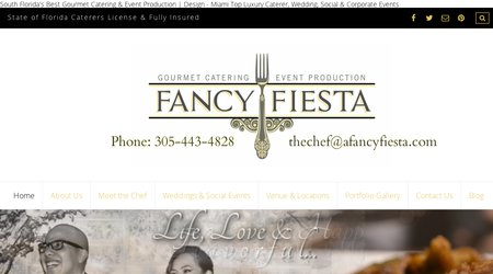 A Fancy Fiesta Production Catering & Party Ren