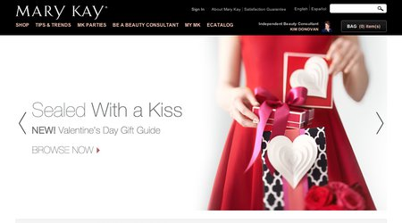 Mary Kay Cosmetics Independent Beauty Consultant