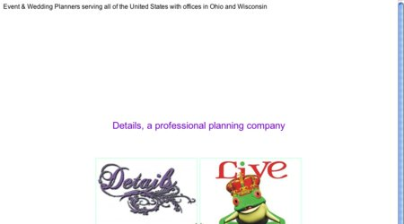 Details, a professional planning company