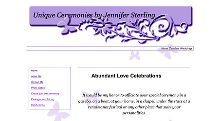 Abundant Love Celebrations by Jennifer Sterling