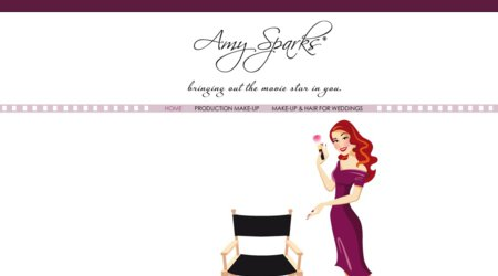 Amy Sparks - Makeup and Hair