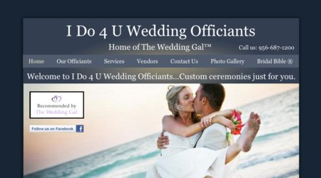 I Do 4 U Wedding Officiants