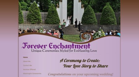 Forever Enchantment Wedding Ceremonies