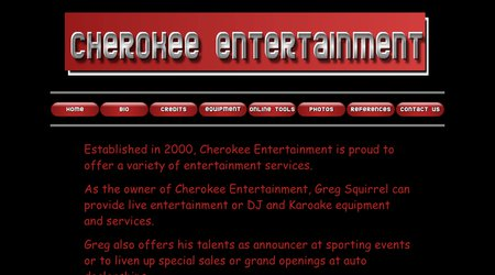 Cherokee Entertainment