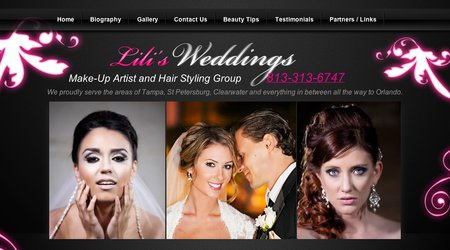 Lili's Weddings Makeup and Hair Styling Group