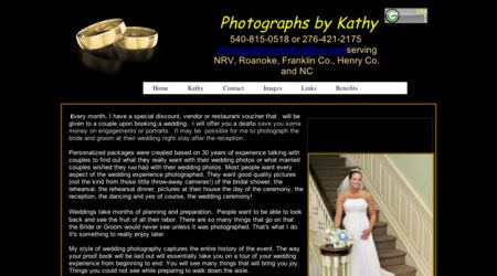 Photographs by Kathy