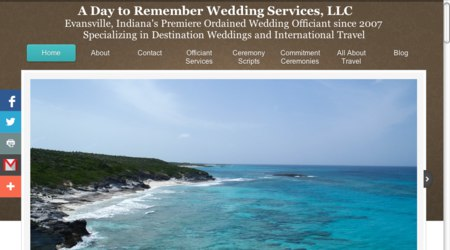 A Day to Remember Weddings & Travel