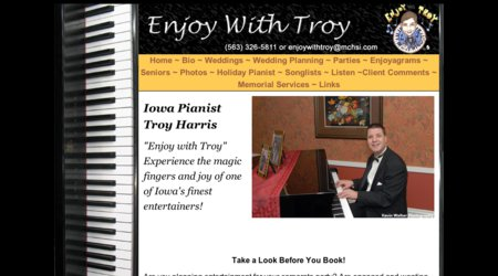 Enjoy with Troy Music Entertainment