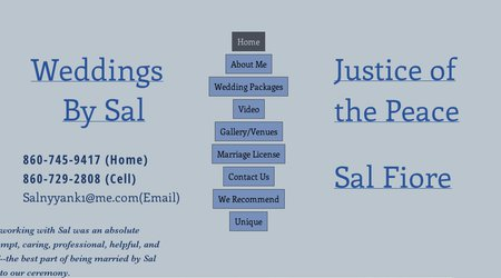 Weddings By Sal
