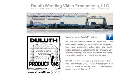 Duluth Wedding Video Productions, LLC
