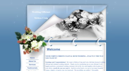 Melissa Craig - Wedding Officiant