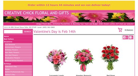 Creative Chick Floral and Gifts