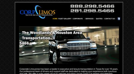 Corporate Limousines of Tx, Inc.