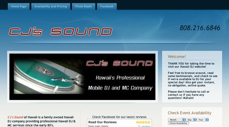 CJ's Sound of Hawaii