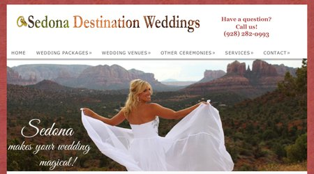 Sedona Destination Weddings