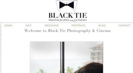Black Tie Photography & Cinema
