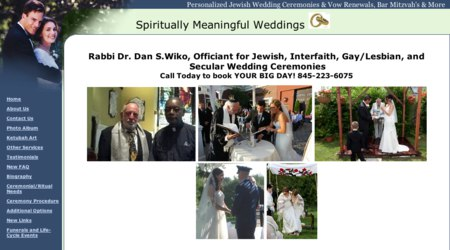 Spiritually Meaningful Wedding Ceremonies