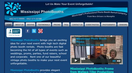 Mississippi Photobooths, LLC