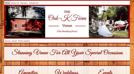 Oak-K Farm (the Wedding Place)
