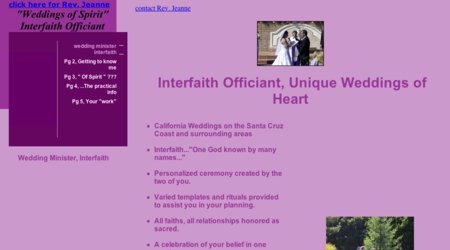 Weddings of Spirit