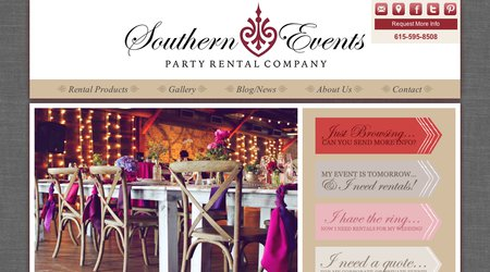 Southern Events Party Rental and Event Company