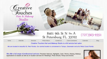 Creative Touches Bridal (Hair & Makeup Artistry)