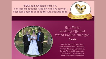 GR Wedding Officiant