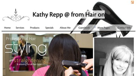 From Hair On/Kathy Repp