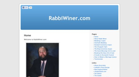 Rabbi Richard S. Winer