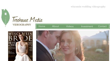 Treehouse Media - Wedding Videography