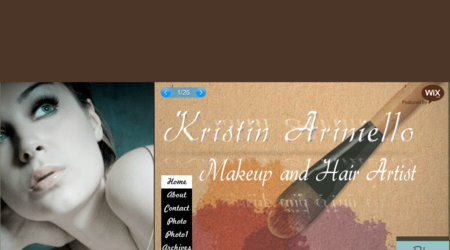 Kristin Ariniello Makeup and Hair Artist
