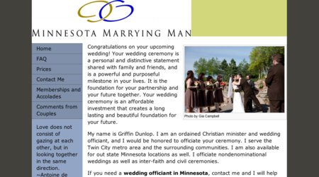 Minnesota Marrying Man