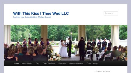 With This Kiss I Thee Wed
