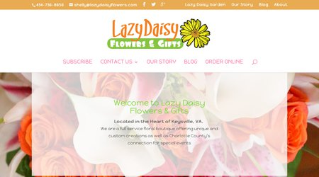 Lazy Daisy Flowers & Gifts