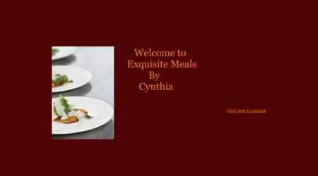 Exquisite Meals & Events, LLC