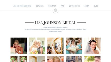 Lisa Johnson Bridal