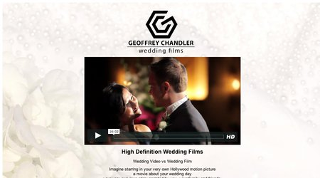 Geoffrey Chandler Wedding Films